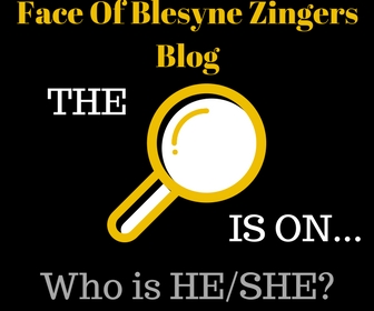 Face Of Blesyne Zingers Blog
